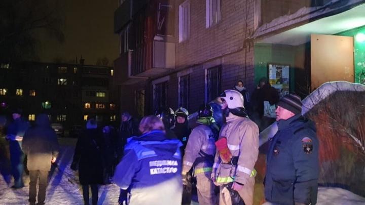 В Ярославле из-за угрозы взрыва газа эвакуировали жилой дом