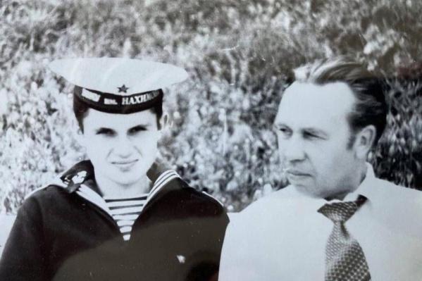 До 1994 года Цивилёв проходил военную службу в Вооруженных силах СССР и Российской Федерации