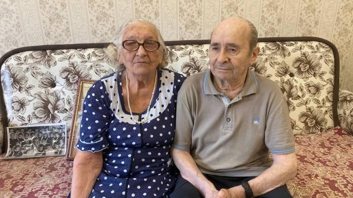 Один раз женились и на всю жизнь: история тюменской пары, которая неразлучна уже 66 лет