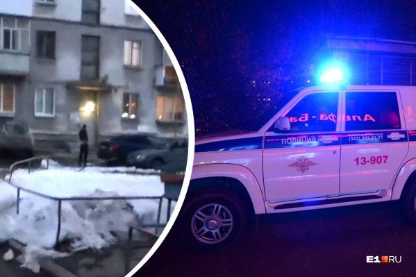 Эксгибициониста, испугавшего местных жителей, уже ищет полиция