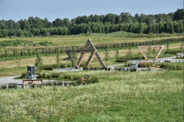 «Мира Парк» расположен на севере Новосибирской области в поселке Октябрьском Мошковского района