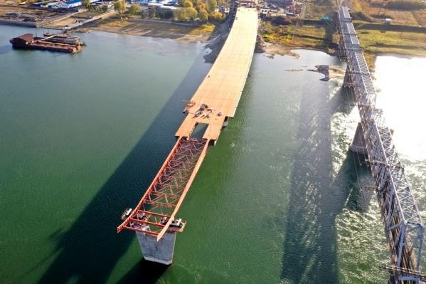 Мост обещают построить к МЧМ в 2023 году