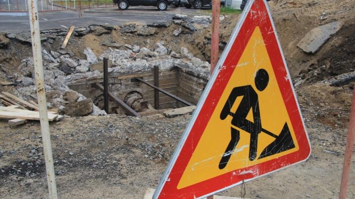 Проезд по улице Гагарина в Архангельске будет закрыт до 1 июля