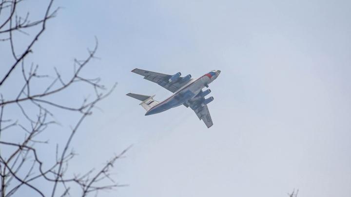 Самолет Нижний Новгород — Сочи не смог приземлиться