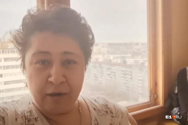 Наталья Зубкова заявила, чтов Екатеринбурге ее преследуют сотрудники СК, однако сами они говорят, что хотят признать ее потерпевшей