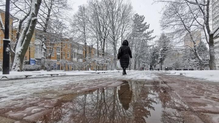 Аквадискотека или склад грязи: какой будет погода на выходных в Ростове