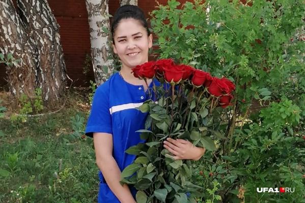 Девушка работала фельдшером в Учалинской больнице 4 года