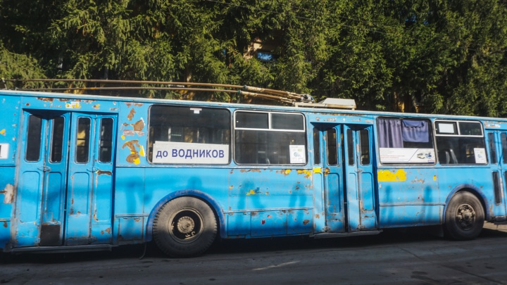 Вернулась эпоха: троллейбусы снова начнут ездить «до Водников»