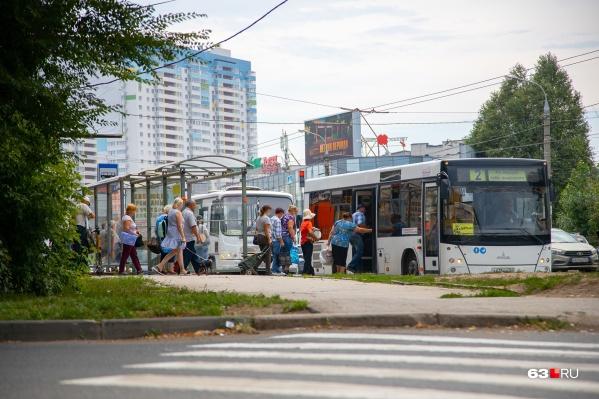 Дачные маршруты обслуживают 57 автобусов