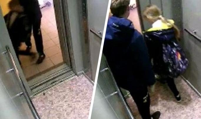 В Новосибирске найден подросток, который напал на ребенка в лифте