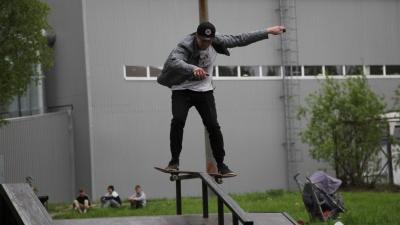 В сургутском сквере «Энергетиков» появится новая скейт-площадка. Работы начнутся на следующей неделе