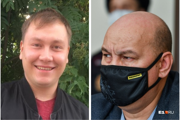 Адвокат Евгения Швецова Роман Бикбулатов (справа) дважды добился его оправдания
