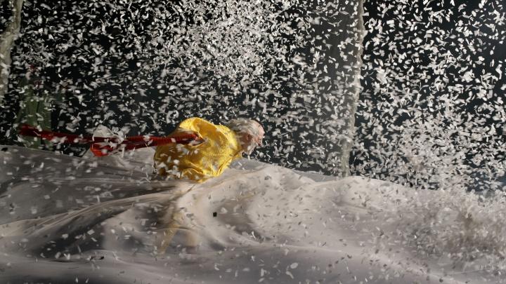 «Снежная буря надвигается на Архангельск»: как купить билеты на главное представление года