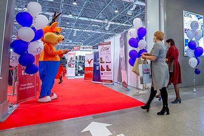 Выставка дает возможность производителям обуви, аксессуаров и одежды находить новых клиентов