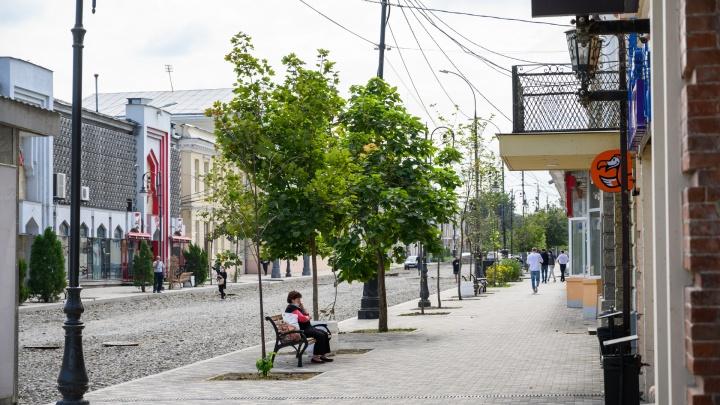 Асфальт есть, а дальше? Как ремонт главной улицы Таганрога поссорил власти, подрядчиков и горожан