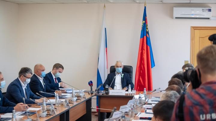В Кузбассе прошло совещание по развитию угольной отрасли: о чем власти говорили и как это было