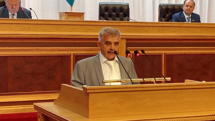 Уполномоченным по правам человека в Башкирии стал экс-глава МВД Михаил Закомалдин