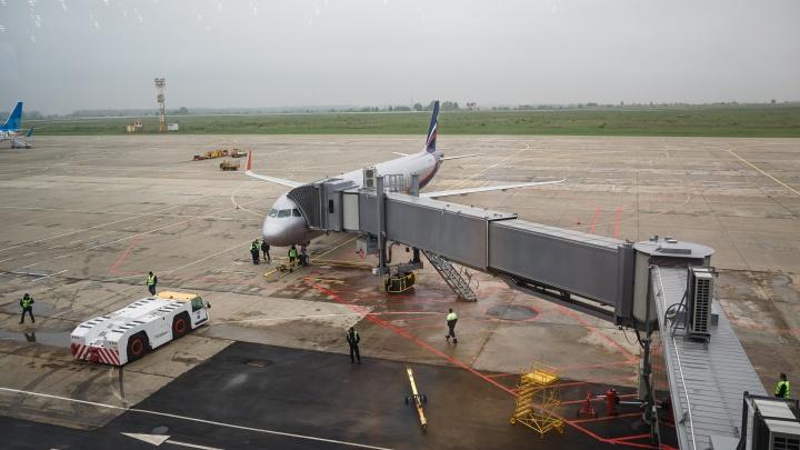 В аэропорту рассказали о международных рейсах из Кемерово