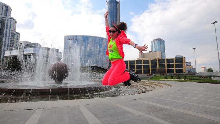 В Екатеринбурге начали включать фонтаны и увеличили время их работы