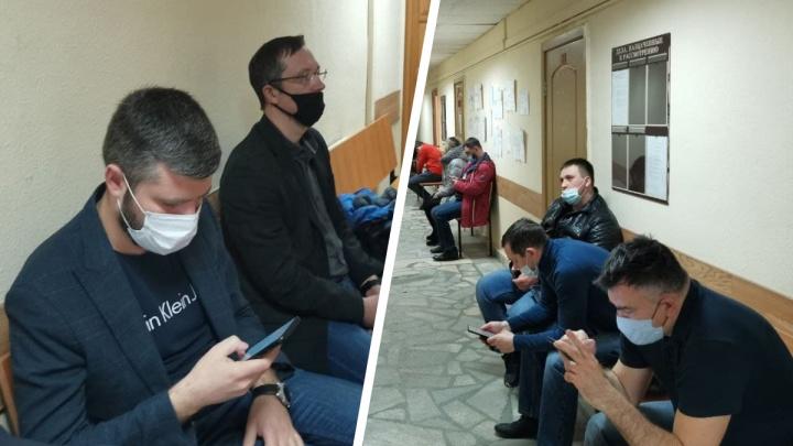 В Екатеринбурге начали судить застройщика, ради которого уральцы взяли ипотеку и остались ни с чем
