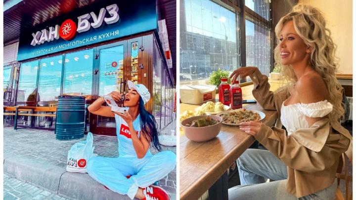 Популярное кафе «Хан Буз» открывает новый филиал на улице Выборной, 140