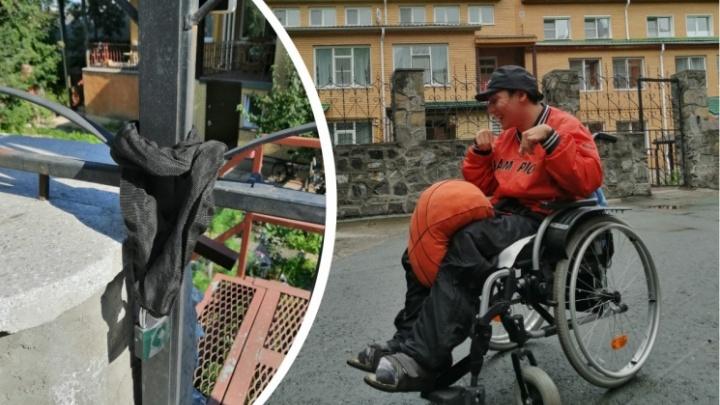 После публикации НГС заведено уголовное дело из-за конфликта ТСЖ и отца парня-колясочника