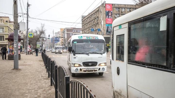 На Нансена автобус насмерть сбил пешехода
