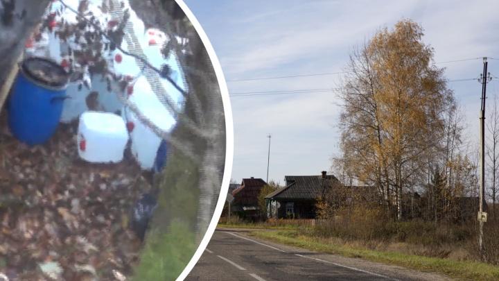 «Какие претензии?»: в лесу под Переславлем лаборатория производила по 100 кг мефедрона в месяц