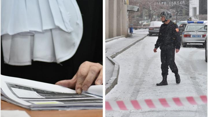 Хотел стать знаменитым: екатеринбуржец, который «минировал» храмы, предстанет перед судом