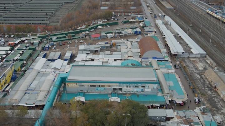 В Самаре узаконили часть Кировского рынка