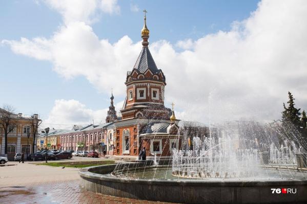 Ярославль, Кострома и Иваново могут слиться в одну синурбию