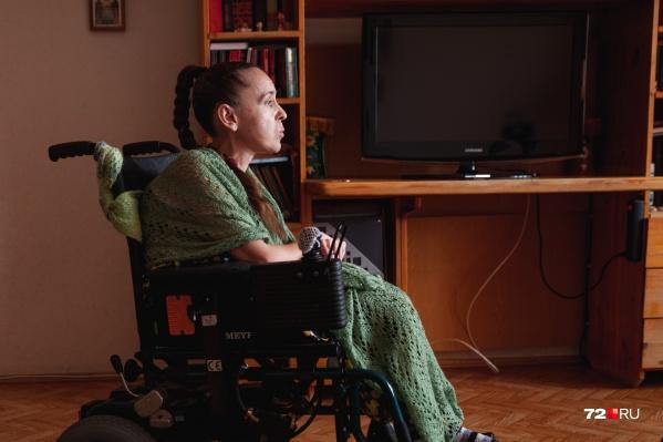 """Лейла Томина борется за жизнь все <nobr class=""""_"""">53 года</nobr>. Она герой — родила сына"""