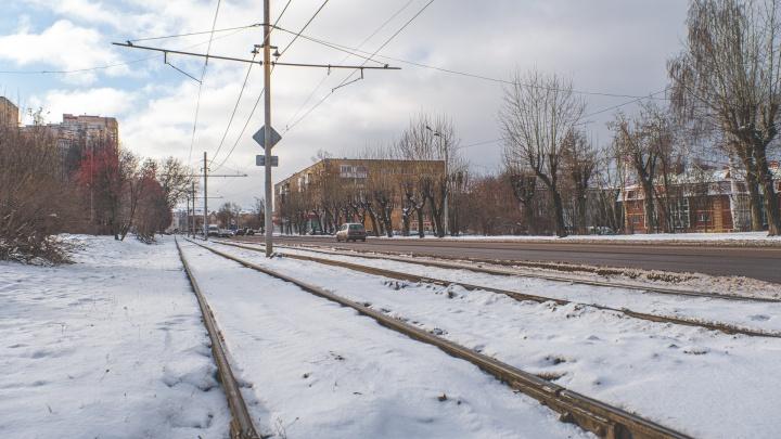 В Перми на время ремонта трамвайных путей автобус №36 пустят по улице Уральской