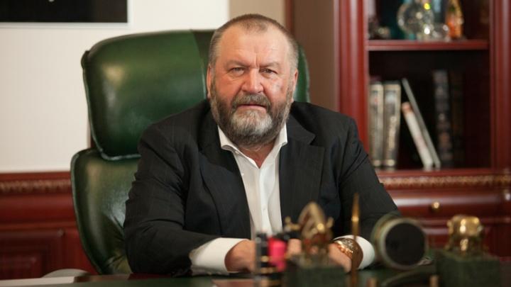 В Кузбассе скончался скандально известный олигарх. Он находился под домашним арестом