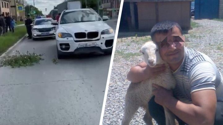 Уголовное дело завели на водителя BMW, насмерть сбившего 12-летнего мальчика в Новосибирске