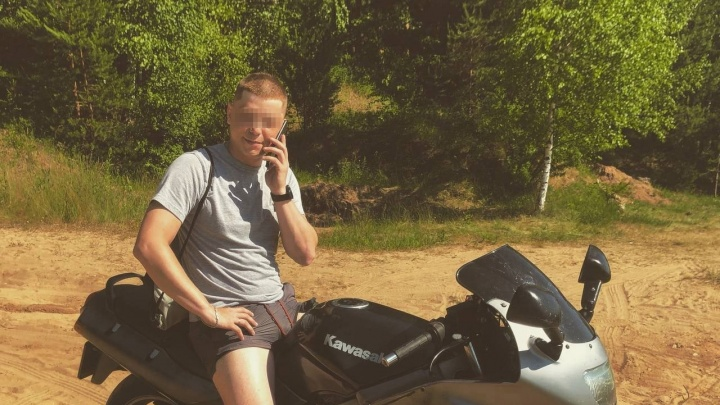 «В один миг»: брат погибшего в Ярославском районе мотоциклиста написал ему письмо