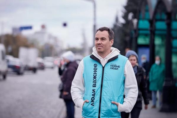 Иван успешно развивает свой бизнес. Будет ли он так же успешен в политике?