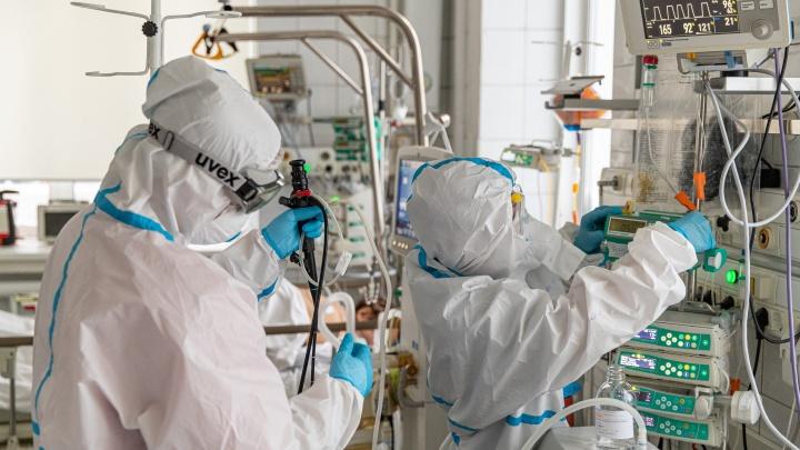 «Мы живем внутри эпидемии»: вирусолог сказал, когда Новосибирск накроет третьей волной коронавируса