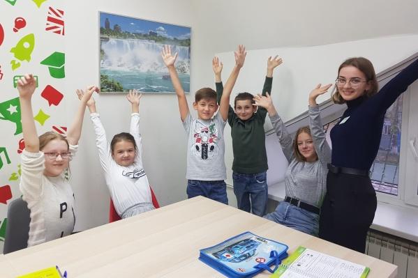 Каждый урок в PlanetEnglish сделан тематическим, ярким и вовлекающим