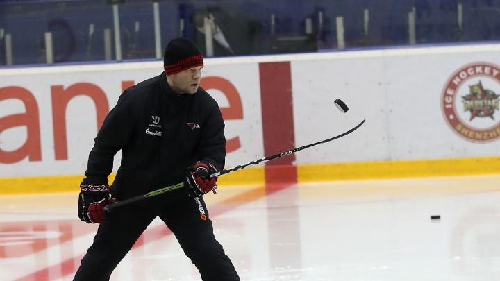 Антон Курьянов стал тренером «Авангарда». Он будет отвечать за игру в большинстве