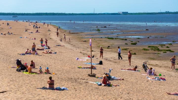 Лето продолжается: синоптики рассказали, какую ждать погоду на предстоящей неделе в Поморье
