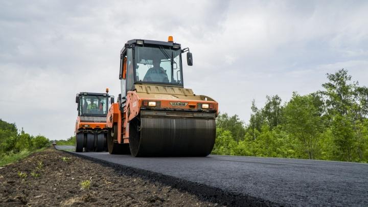 В Самарской области расширят трассу из Кинеля в Борское