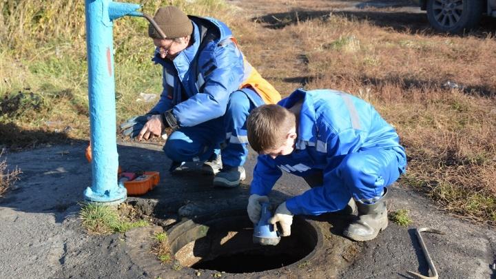 «Росводоканал Омск»: должники в частном секторе могут лишиться воды