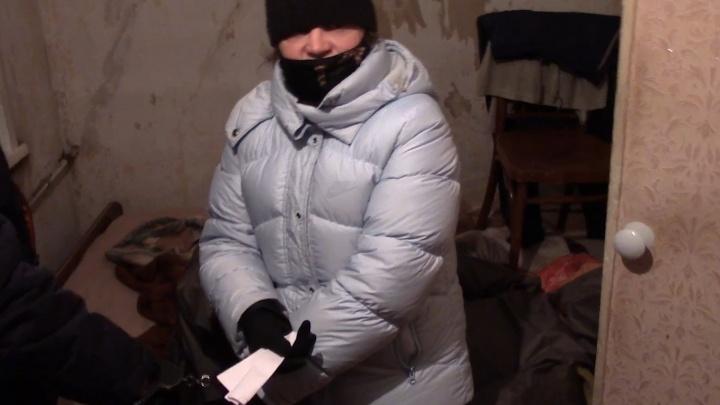 Сибирячка рассказала на видео, как убила своего знакомого и спрятала его тело. Ролик с места преступления