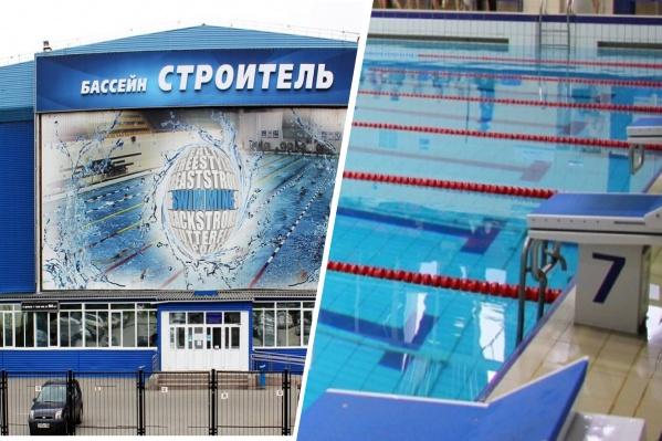 Бассейн «Строитель» — один из самых крупных и посещаемых в Челябинске