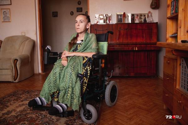 Женщина всю жизнь живет с неизлечимой болезнью, но делает всё, чтобы ее жизнь была полноценной