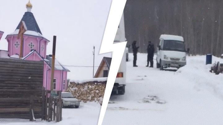 «Там девочки живут, почти все девы»: ОМОН начал штурмовать дальние скиты экс-схиигумена Сергия