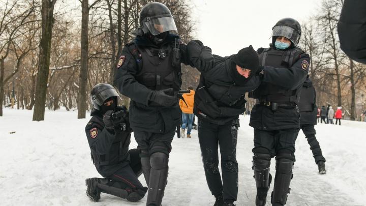 «Полиция переиграла митингующих». Силовик — о том, как подавляли протест в Екатеринбурге