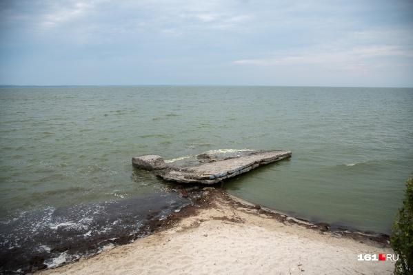 Как это отразится на солености Таганрогского залива — не отмечается