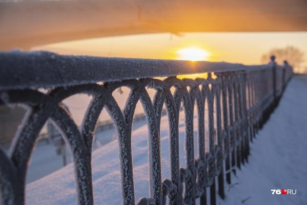 В Ярославле станет еще холоднее